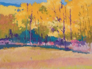 K2691D - Kelly, Mike - Yellow Trees