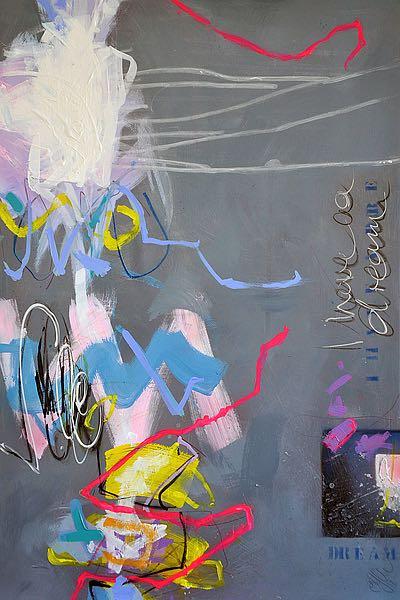 S1727D - Schubert, Bea Garding - A Dream No. 3