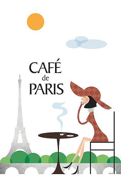 T617D - Tomas Design - Cafe de Paris