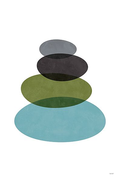 T622D - Tomas Design - Modern Stones
