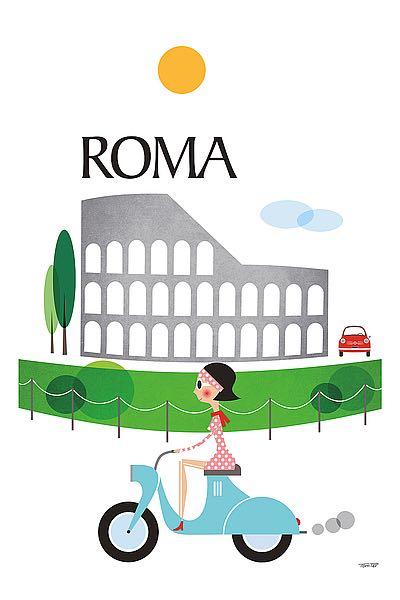 T624D - Tomas Design - Roma