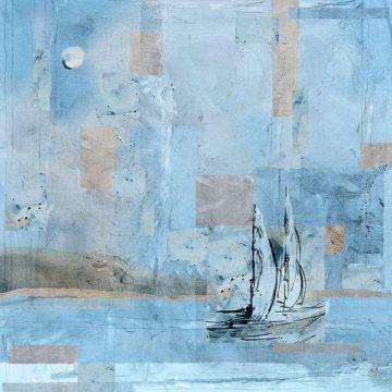W968D - Wiley, Marta - Sailboat No. 1