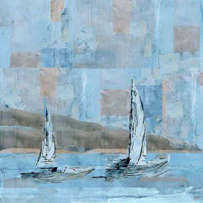 W969D - Wiley, Marta - Sailboat No. 2