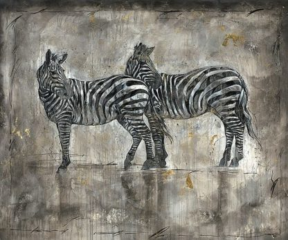 W973D - Wiley, Marta - Zebras