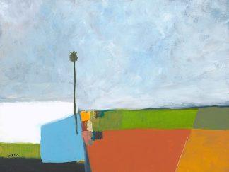 W981D - Weiss, Jan - Under a Stormy Sky
