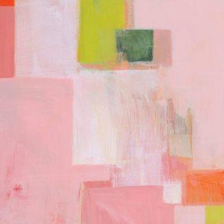 D1914D - Donoho, Melissa - Pink Squares