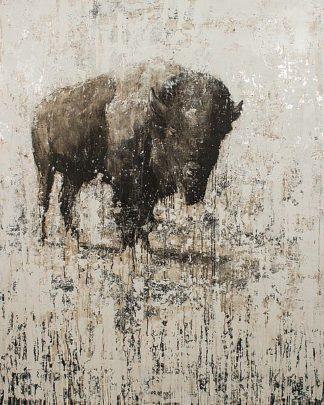 F736D - Flint, Matt - Lone Buffalo