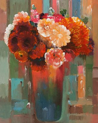 K2702D – Khorasani, Hooshang – Sunset Bouquet