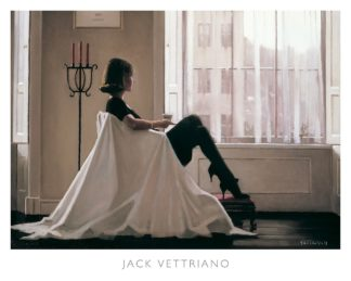 V181 - Vettriano, Jack - In Thoughts of You