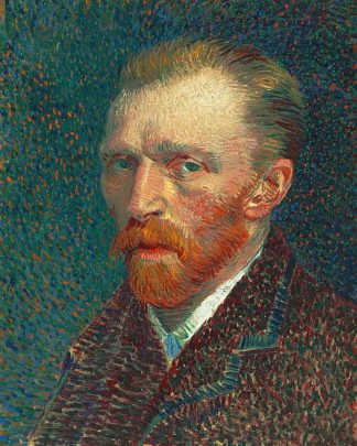 V699D - Van Gogh, Vincent - Self-Portrait