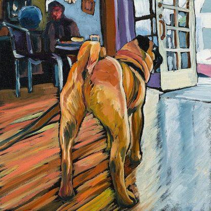 W997D - Wronski, Kathryn - A Pug's View