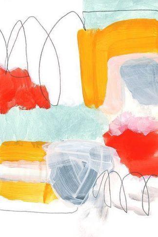 L898D - Lehnhardt, Iris - Abstract Painting XVI