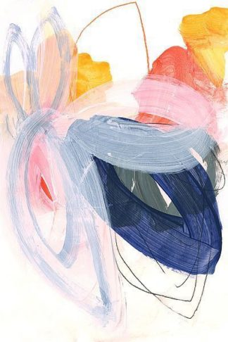 L899D - Lehnhardt, Iris - Abstract Painting XVII