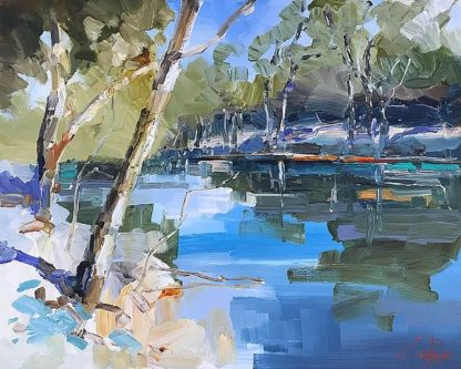 P1149D - Penny, Craig Trewin - Bank on the Murray