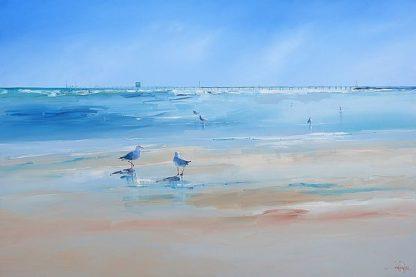 P1152D - Penny, Craig Trewin - Late Gulls