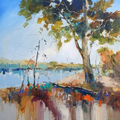 P1157D - Penny, Craig Trewin - On the Murray