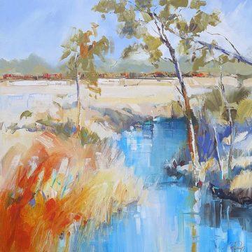 P1161D - Penny, Craig Trewin - Summer Creek