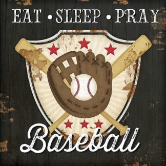SBJP5974 - Pugh, Jennifer - Eat Sleep Pray Baseball