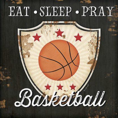 SBJP5975 - Pugh, Jennifer - Eat Sleep Pray Basketball