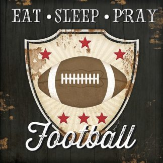 SBJP5976 - Pugh, Jennifer - Eat Sleep Pray Football