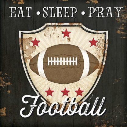SBJP5976 - Pugh, Jennifer - Eat Sleep Pray Football