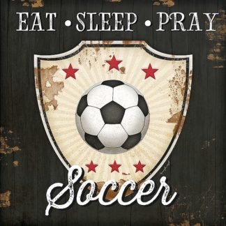 SBJP5977 - Pugh, Jennifer - Eat Sleep Pray Soccer