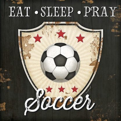 SBJP5977 - Pugh, Jennifer - Eat Sleep Pray Soccer
