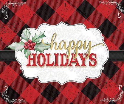 SBJP6025 - Pugh, Jennifer - Happy Holidays