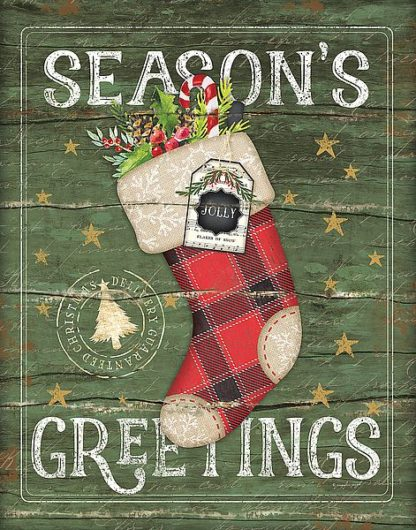 SBJP6060 - Pugh, Jennifer - Season's Greetings Stocking