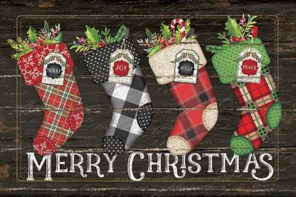 SBJP6062 - Pugh, Jennifer - Merry Stockings
