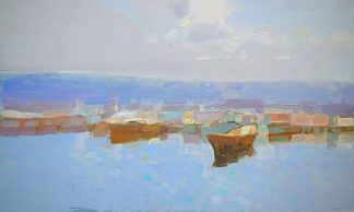 Y48D - Yeremyan, Vahe - Harbor