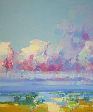 Y49D - Yeremyan, Vahe - Purple Clouds
