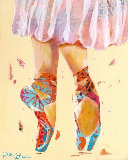 B3693D - Beer, Pamela K. - Ballet Slippers