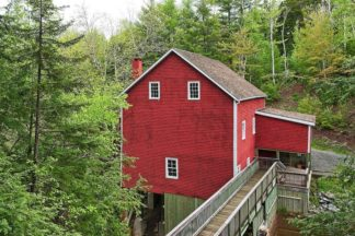 B3699D - Burdick, Chuck - The Old Gristmill
