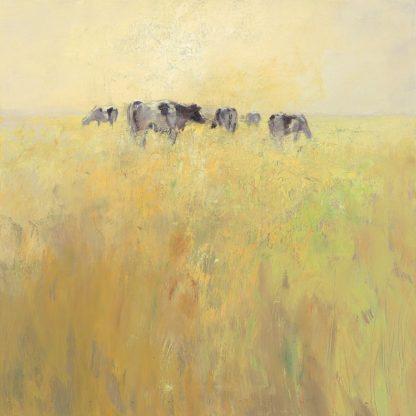 IG2398 - Groenhart, Jan - Cows in Spring