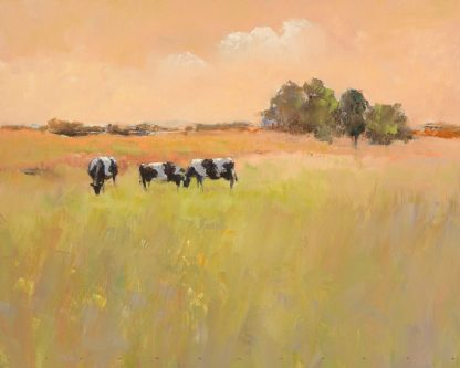 IG6742 - Groenhart, Jan - Three Cows
