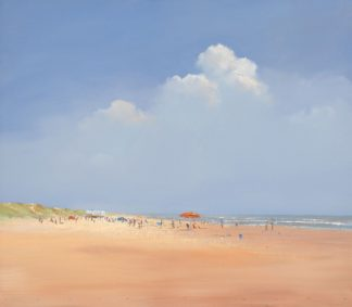 IG6743 - Groenhart, Jan - A Day on the Beach