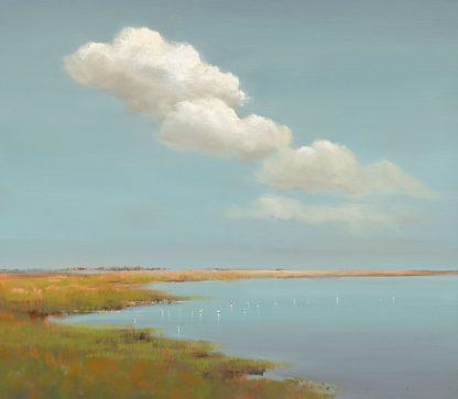 IG6744 - Groenhart, Jan - Birds and Clouds