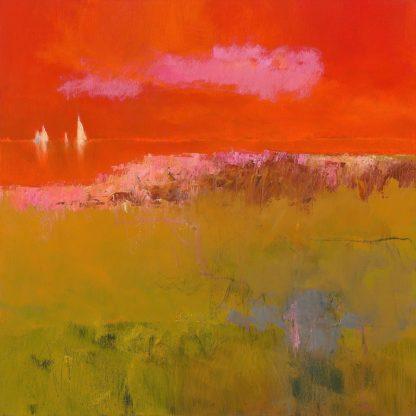 IG7513 - Groenhart, Jan - Pink Cloud