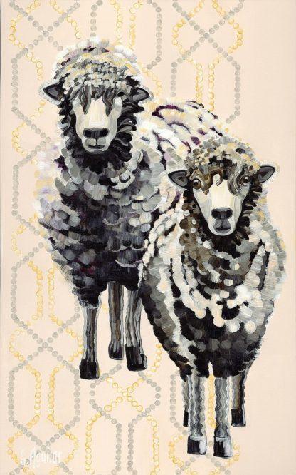 A584D - Aguilar, Stephanie - Woolly Two