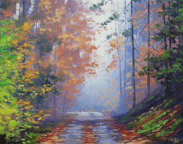 G2007D - Gercken, Graham - Autumn Forest