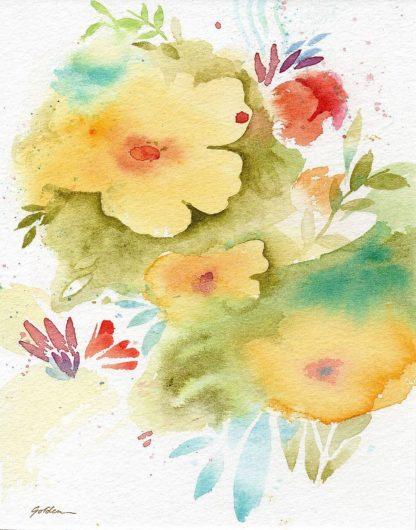 G2010D - Golden, Sheila - Fiesta Flowers