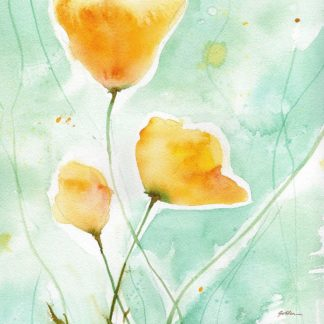 G2015D - Golden, Sheila - Precious Poppies