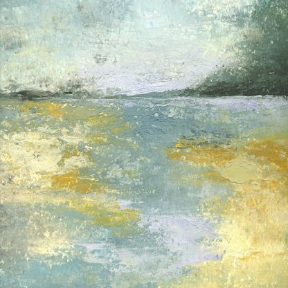 L910D - Lisa Mann Fine Art - Subtle Shores, Morning Memories