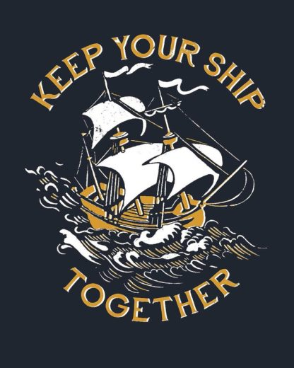 B3713D - Buxton, Michael - Keep Your Ship Together