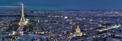 B3722D - Blaustein, Alan - Paris Le Nuit No. 1