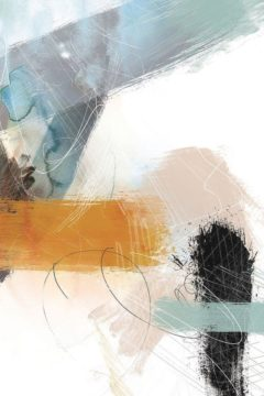 D1966D - Duncan-He, Louis - Abstract Blush No. 2