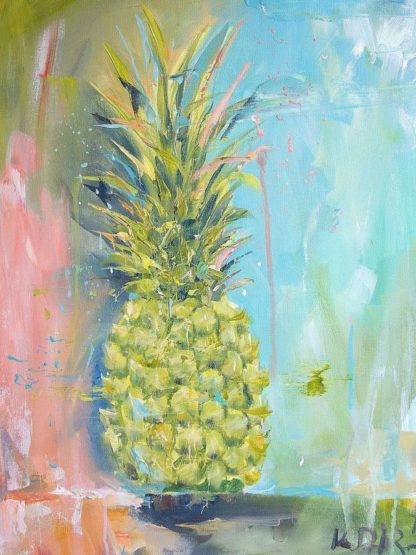 D1974D - De Los Reyes, Kym - Chartreuse Pineapple
