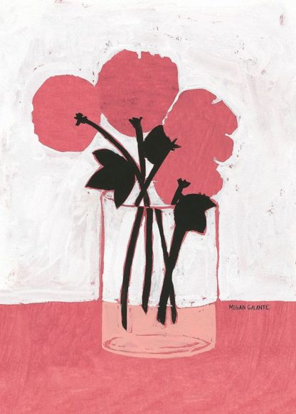 G2046D - Galante, Megan - Poppy Vase