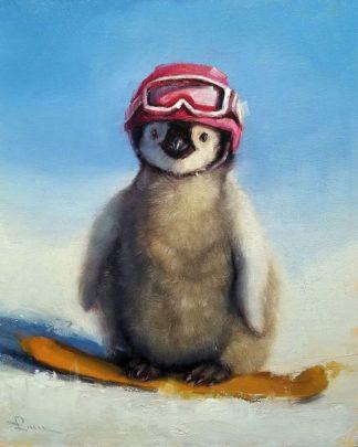 H1506D - Heffernan, Lucia - Snowboard Chic